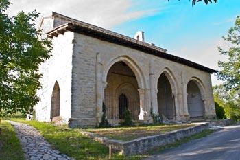 Ezquerecocha - Ermita de Ntra. Sra. de Ayala