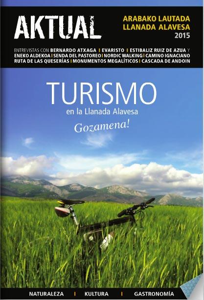 Turismo-informazio. AKTUAL aldizkaria