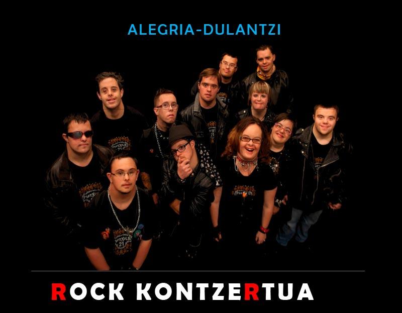 CONCIERTO ROCK: MOTXILA 21