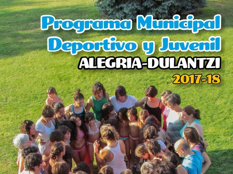 Programa Municipal DEPORTIVO y JUVENIL
