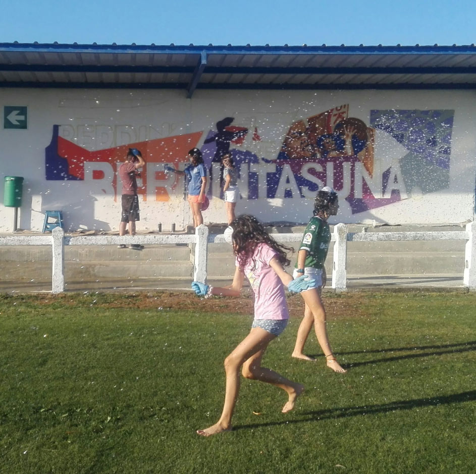 graffiti Igualdad