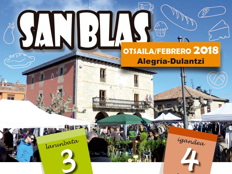 San Blas 2018