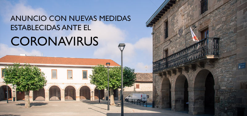Anuncio Coronavirus