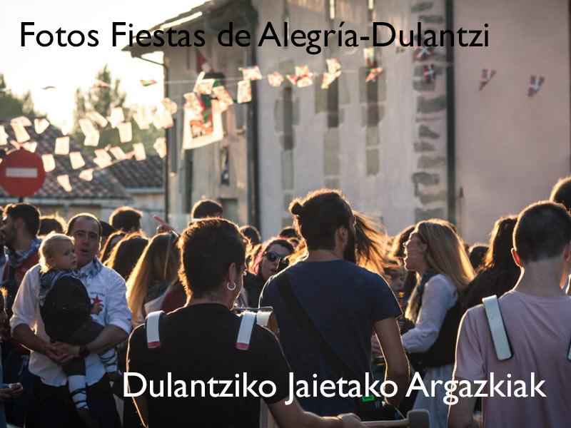 Dulantziko Jaietako Argazkiak